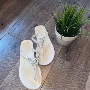 MICHAEL Michael Kors Jelly Thong Sandals